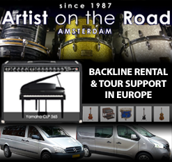 Artist on the Road Backline Rentals, Netherlands, Amsterdam, verhuur, Tour Support, Instruments, Yamaha