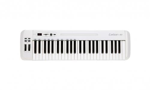 Samson Carbon 49 USB MIDI Keyboard - Backline Rental Europe Amsterdam Netherlands