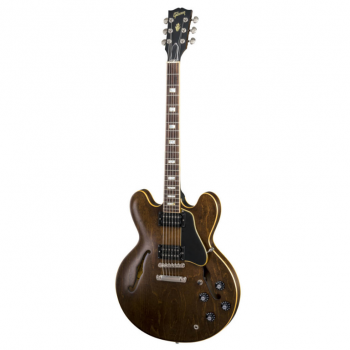 Gibson ES 335 Dot Walnut - Backline Rental Europe Amsterdam Netherlands