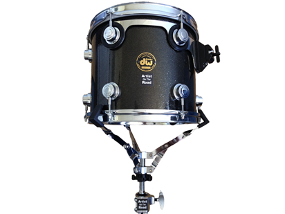 DW Collector Series Black Sparkle Drumkit