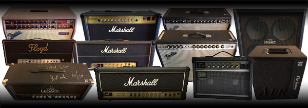 Guitar Amplifier Rental Europe Amp Rental Amsterdam Netherlands - Artist on the Road Backline Rental