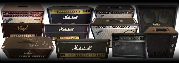 Guitar Amplifier Rental Europe Amp Rental Amsterdam Netherlands - Artist on the Road Backline Rental
