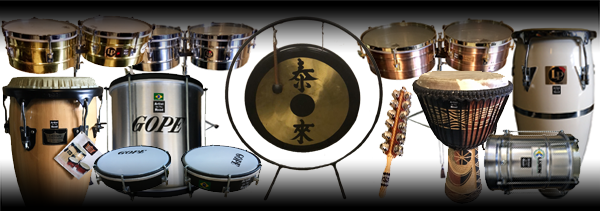 Percussion Rental Europe Amsterdam Netherlands - Artist on the Road Backline Rental